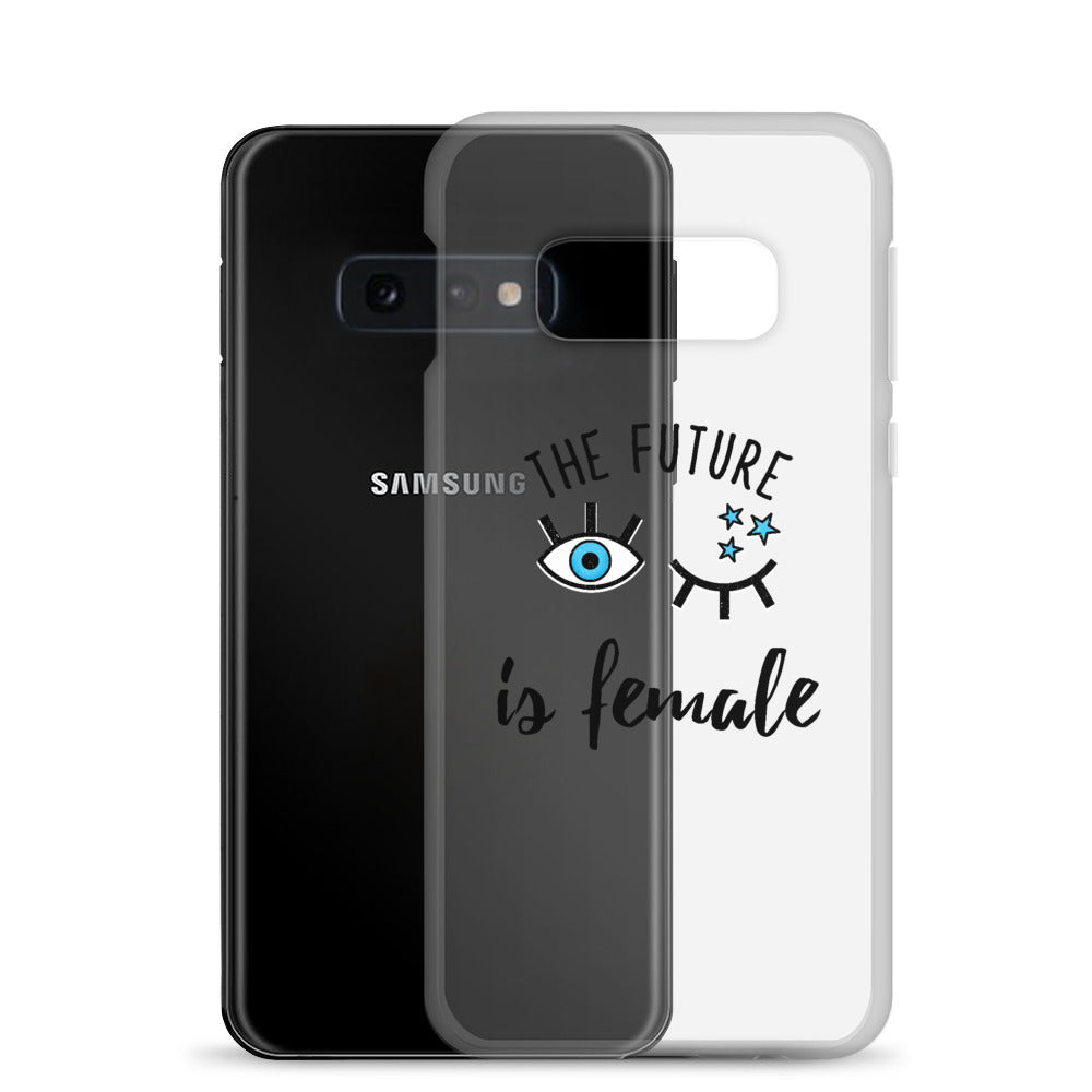 Samsung Case <br> The Future Is Female