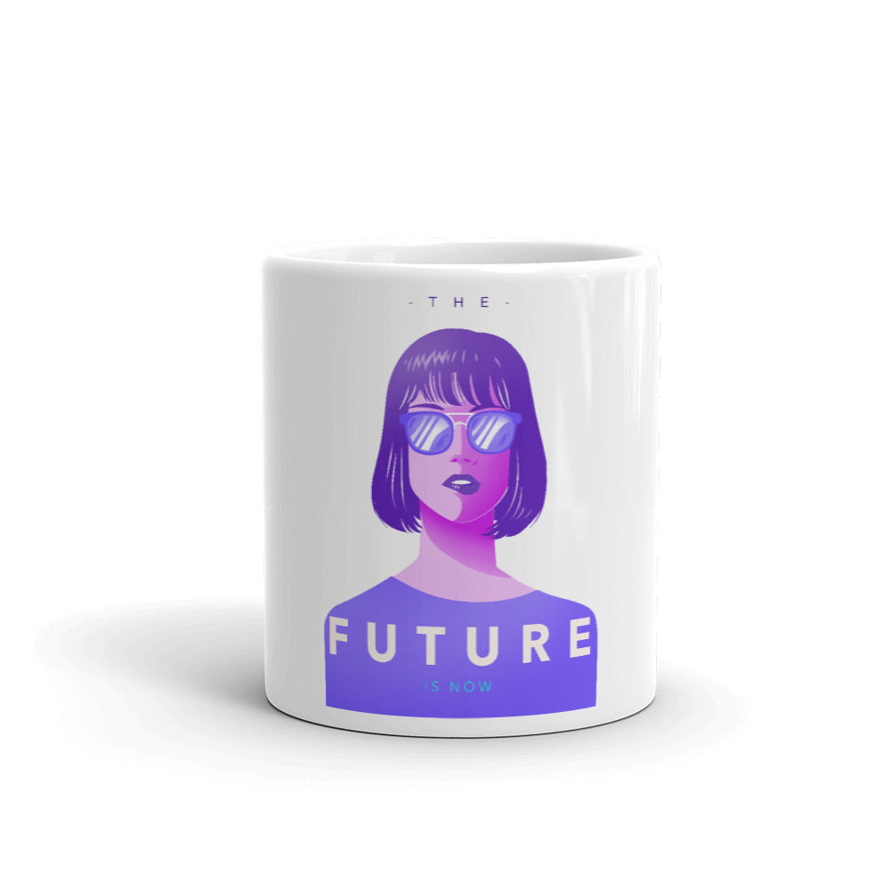 Mug <br> Future is now #2