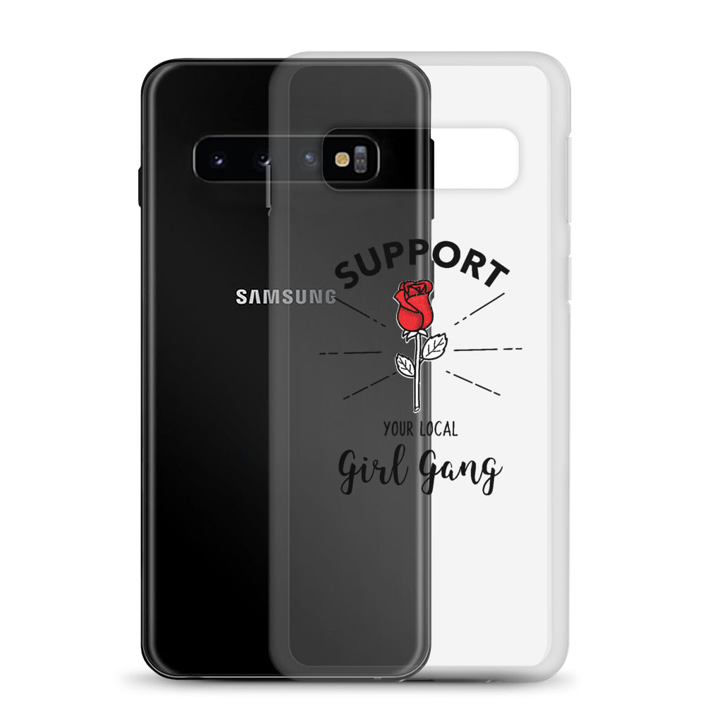 Samsung Case <br> Girl Gang
