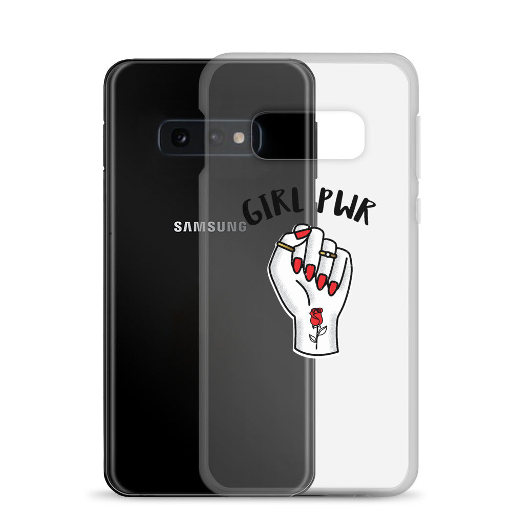 Samsung Case <br> Rose Power