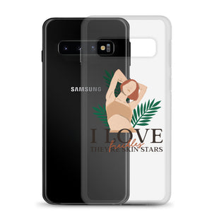 Samsung Case <br> I Love Freckles