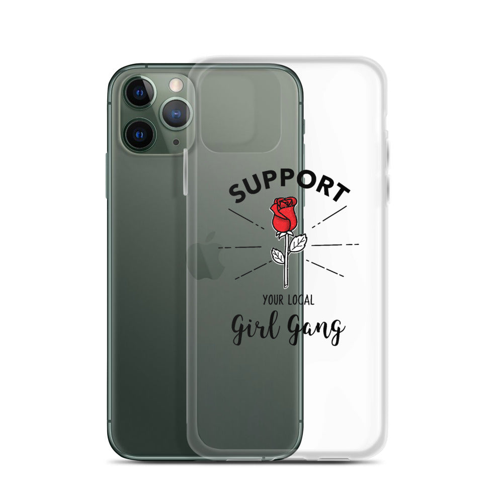 iPhone Case <br> Girl Gang