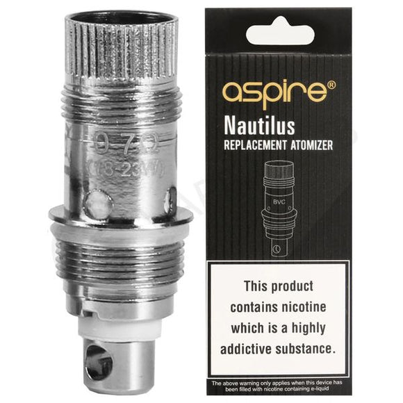 Aspire - Nautilus Coil ( Pack of 5)