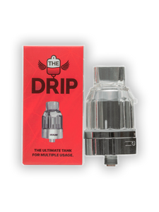The Drip Tank! Sub Ohm Disposable Tank