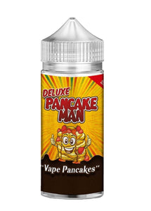 Pancake Man Deluxe by Vape Breakfast Classics 100ml