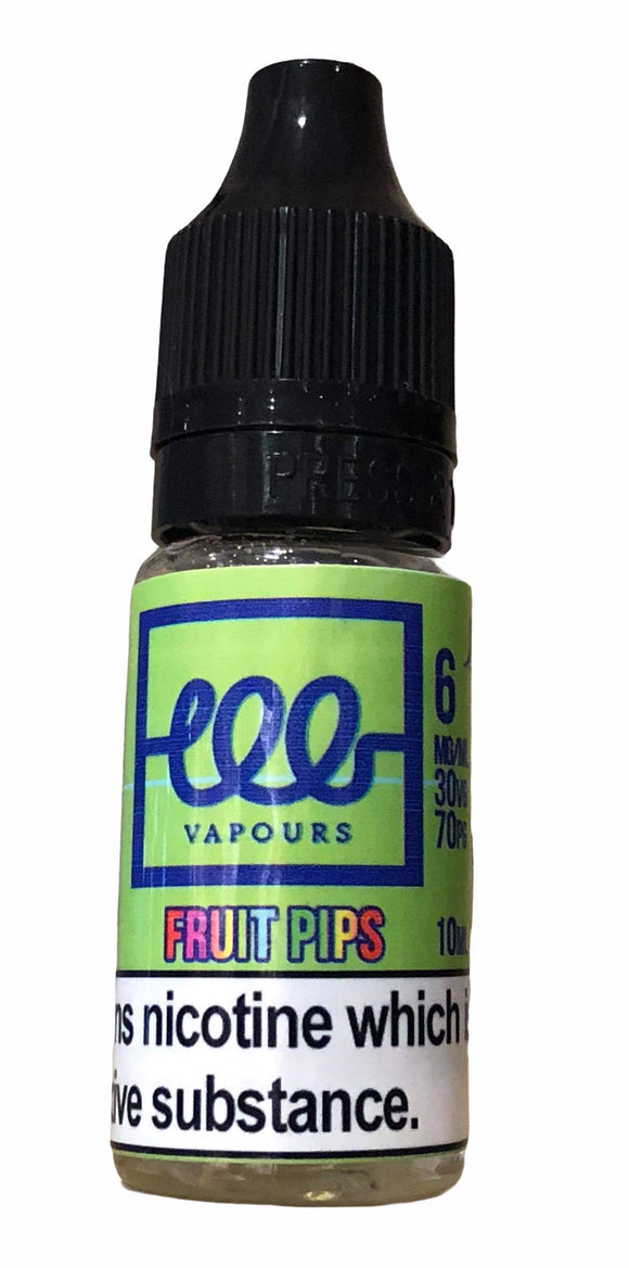 Fruit Pips 10ml E-Liquid