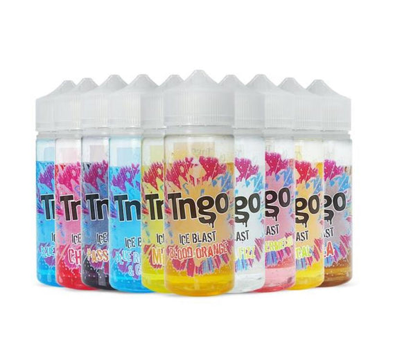 Tngo Ice Blast 100ML Shortfill