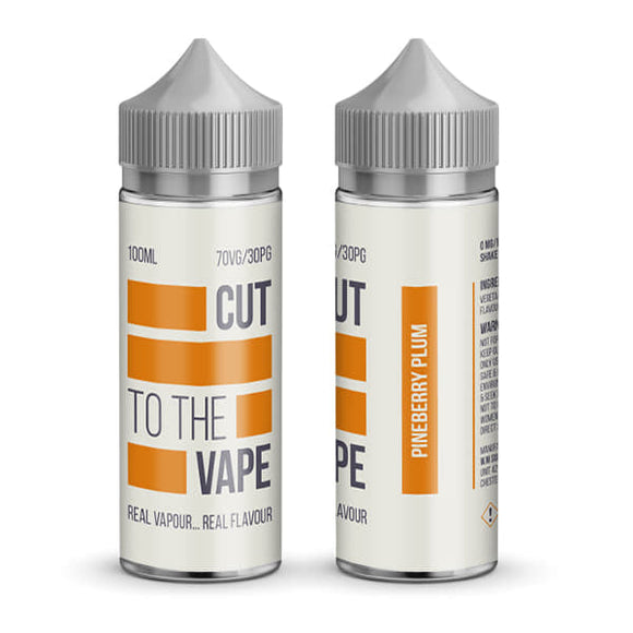 CUT TO THE VAPE 100ML E LIQUID