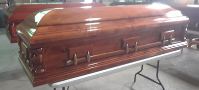 Fruitwood Maple Casket