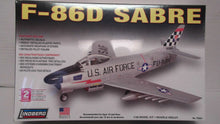 Load image into Gallery viewer, Lindberg F-86D Sabre 70503
