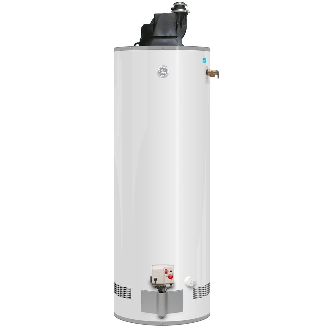 GE® Gas Powervent Water Heater PROPANE GP40T06PVT