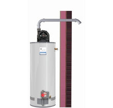 Load image into Gallery viewer, GE® Gas Powervent Water Heater PROPANE GP40T06PVT