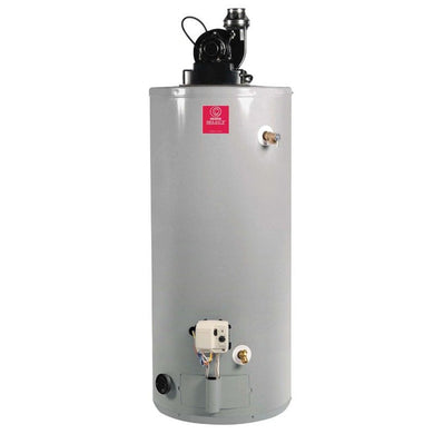 STATES GS6-50-YBVIS Power-Vent Higher EF Water Heater Natural Gas 50 Gal