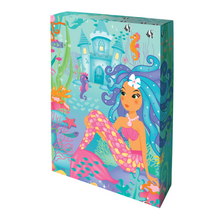Load image into Gallery viewer, BOX CANDIY® Totally Mermaids Create Your Own Mermaid Terrarium