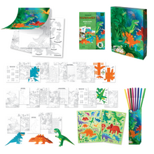 Load image into Gallery viewer, BOX CANDIY® Totally Dinosaurs 30 Dino-tastic Activities