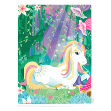 Load image into Gallery viewer, BOX CANDIY® Totally Magical Unicorns Glitter & Foil Art Set