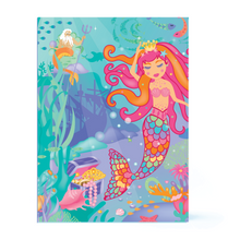 Load image into Gallery viewer, BOX CANDIY® Totally Mermaids Watercolor Art Set