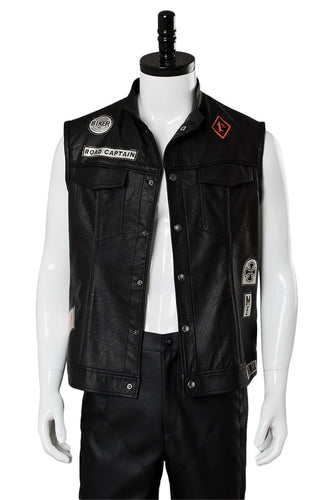 Days Gone Deacon St John Vest Cosplay Costume