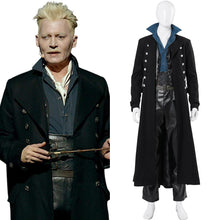 Load image into Gallery viewer, fantastic beasts the crimes of grindelwald gellert grindelwald cosplay costume