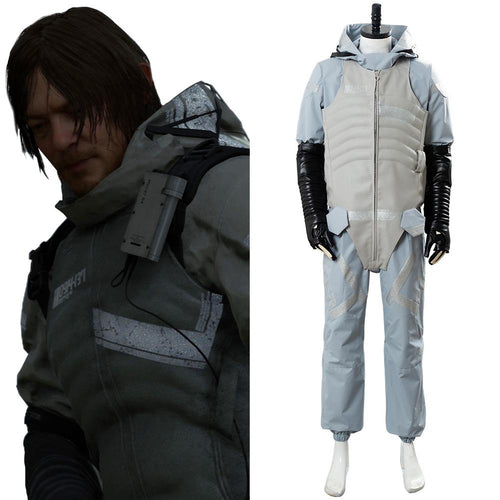 Death Stranding Sam Outfit Cosplay Costume