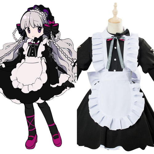 fate grand order nursery rhyme cosplay costume valentine outfit