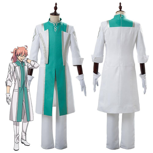 fate grand order fgo romani archaman outfit cosplay costume