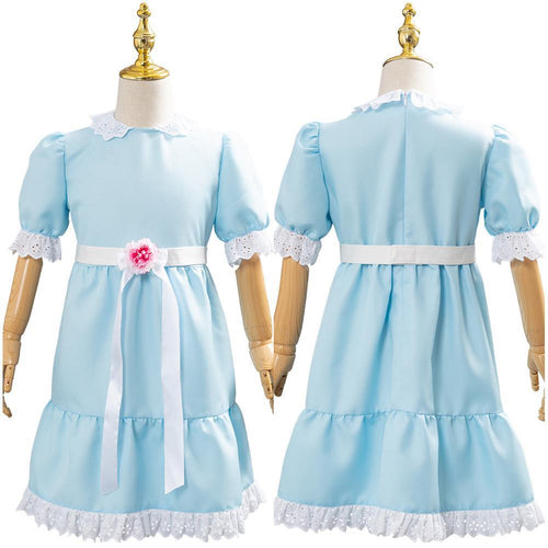 Shining Doctor Sleep Costume Twins Outfit For Kids Cosplay Costume