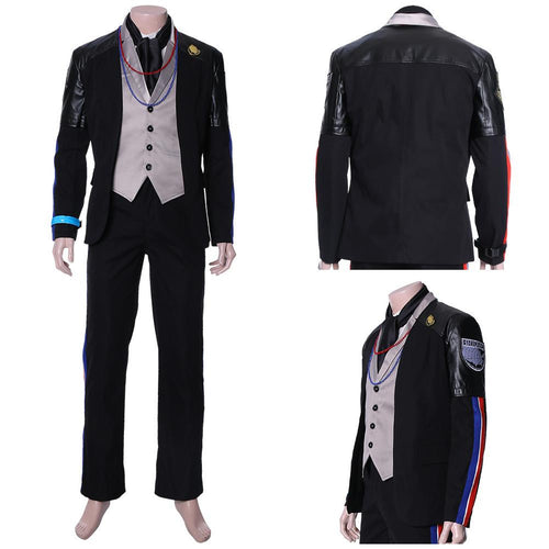 Diehard Man Death Stranding Die Hard Uniform Cosplay Costume