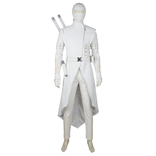 G I Joe Retaliation Storm Shadow Outfit Cosplay Costume
