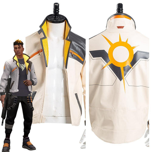 Game Valorant Phoenix Jacket Only Cosplay Costume