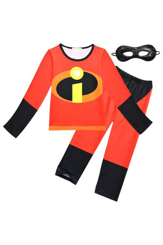 Disney The Incredibles  Dress Up Jumpsuit For Kids Children