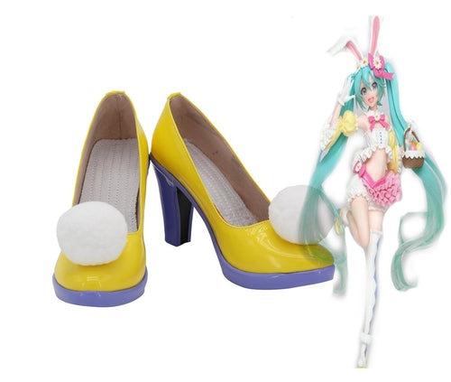 Hatsune Miku Haru Springcosplay Shoes