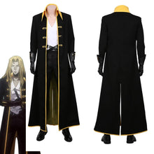 Load image into Gallery viewer, Castlevania Season Adrian Alucard Tepes Halloween Uniform Cosplay Costume