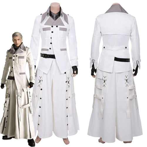 final fantasy vii remake rufus shinra men outfit halloween carnival costume cosplay costume