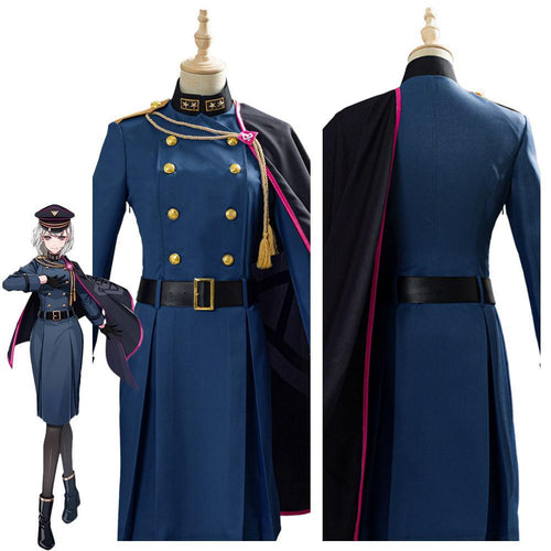 drb division rap battle hypnosis mic aohitsugi nemu cosplay costume