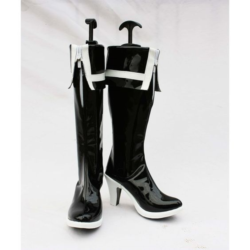 vocaloid black rock shooter miku cosplay shoes boots