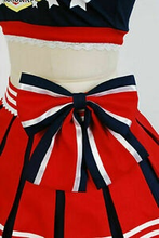 Load image into Gallery viewer, Lovelive Honoka Kousaka Cheerleaders Uniform Cosplay Costume