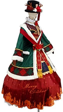 Load image into Gallery viewer, Lovelive Hanayo Koizumi Christmas Uniform Cosplay Costume