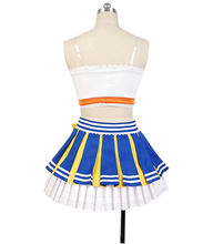 Load image into Gallery viewer, Lovelive Eli Ayase Cheerleaders Uniform Cosplay Costume