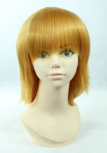 Load image into Gallery viewer, touhou project toramaru shou cosplay wig