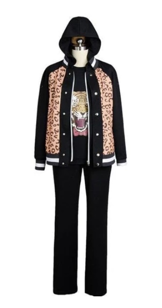 yuri on ice yuri plisetsky tiger head outfit cosplay costume