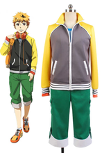 Load image into Gallery viewer, Tokyo Ghoul Hideyoshi Nagachika Coat Pants Cosplay Costume