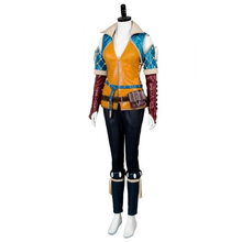 Load image into Gallery viewer, The Witcher 3 Wild Hunt Triss Outfit Cosplay Costume