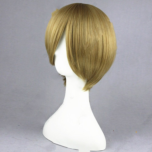 The Prince Of Tennis Hiyoshi Wakashi Cosplay Wig