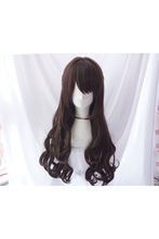 Load image into Gallery viewer, The Idolmaster Cinderella Girls Uzuki Shimamura Cosplay Wig