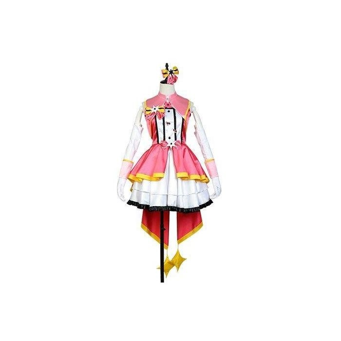 The Idolmaster Cinderella Girls Uzuki Shimamura Cosplay Costume