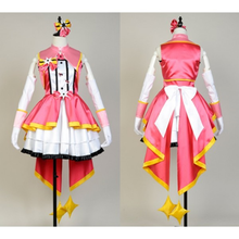 Load image into Gallery viewer, The Idolmaster Cinderella Girls Uzuki Shimamura Cosplay Costume