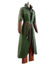 Load image into Gallery viewer, The Hobbit 2 3 Elf Tauriel Outfit Cosplay Costume