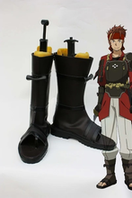 Load image into Gallery viewer, Sword Art Online Klein Cosplay Shoes Boots