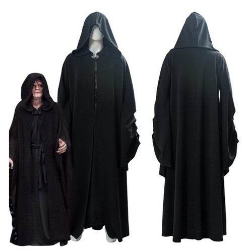 Star Wars 9 The Rise Of Skywalker Darth Sidious Sheev Palpatine Cosplay Costume
